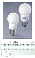 Энергосберегающая лампа ESL-637 E14 7W 4100 К, фото 2