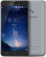 "Blackview E7S Gray 2/16 Gb, 5,5"", MT6580, 3G"