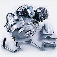 Двигатель Актив Дельта Альфа 110 полуавтомат TMMP Racing