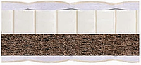 Детский матрас Банни латекс кокос 2в1