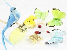 Жучки, птички, бабочки...