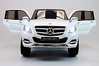 Детский электромобиль Mersedes р/у GLK300 HOV белый ***
