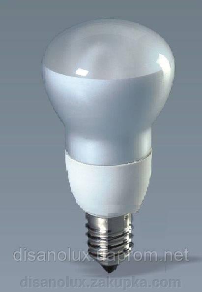 Лампа энергосберегающая ESL-84 R63 7W E14 2700K