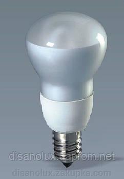 Лампа енергозберігаюча ESL-84 R63 7W 2700K E14