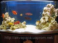 Чистка аквариумов без живых растений