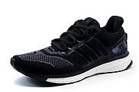 Кроссовки Adidas Ultra Boost мужские, черные, р. 41,5