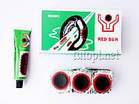 """Латки с клеем """"RED SUN"""" для вело камеры и матрасов RS3601"""