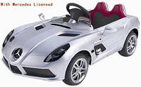 Детский электромобиль DMD 158 Mercedes-Benz SLR McLaren Stirling Moss***