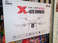 Радиоуправляемый квадрокоптер MJX X-Series X101 RTF 2.4G, фото 1