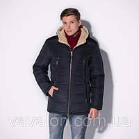 Куртка-парка мужская зимняя, ТМ VAVALON, 168 син
