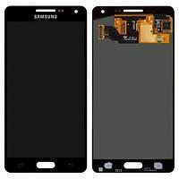 Дисплей (экран) для Samsung A500F Galaxy A5, A500FU/A500H/A500M + с сенсором (тачскрином) Оригинал черный