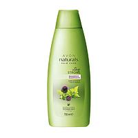 Шампунь для волос «Фітозміцнення. Крапива и лопух» Avon, Эйвон, Ейвон, 700 мл