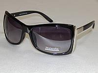 Солнцезащитные очки женские черные 760120, фото 1