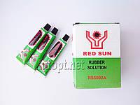 """Клей с клеем для латки """"RED SUN"""" в упаковке 12шт."""