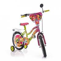 """Детский двухколесный велосипед Mustang - """"Winx"""" (14 дюймов)***"""