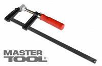 MasterTool Струбцины столярные, деревянная ручка Струбцина столярная 300* 80мм, деревянная ручка 07-0003