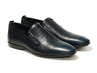 Туфли Etor 11463-7115-3 синие, фото 1