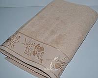 Махровые полотенца 50*90 VIP-бамбук Pupilla, фото 1