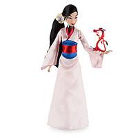 Кукла Мулан с питомцем классическая Принцесса Дисней (Mulan Classic Doll with Mushu Figure - 12'')