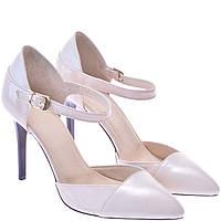Туфлі жіночі  FS1002 бежеві, фото 1