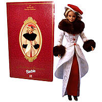 "Кукла Барби коллекционная Barbie Holiday Memories Hallmark 12"" Doll"