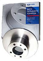 Диск тормозной передний ВАЗ 2101-2107 АвтоВАЗ