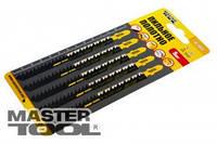 MasterTool Пильное полотно для быстрых, грубых пропилов 5шт (T344D) Пильное полотно для быстрых, грубых пропилов 5шт (T344D)  14-2805