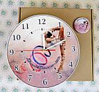 Настенные часы с Вашим изображением. Корпоративный стиль