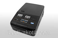Стабилизатор напряжения Logicpower LPT-W-10000SD (7000Вт) Servo Черный, фото 1