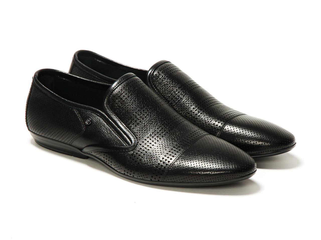 Туфли  Etor 11504-1562 черные