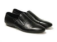 Туфли  Etor 11504-1562 черные, фото 1