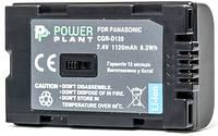 Аккумулятор PowerPlant Panasonic D120, D08S 1120mAh