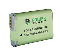 Аккумулятор PowerPlant Canon NB-12L 1950mAh