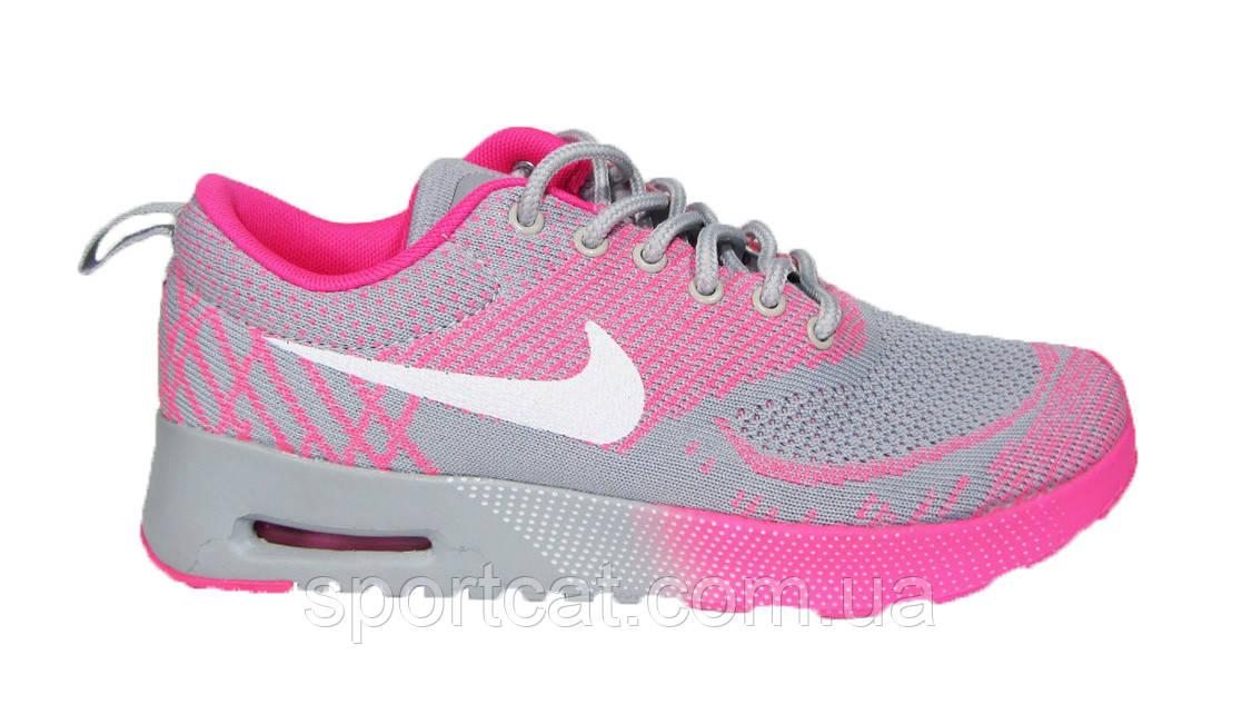 0825c518 Женские кроссовки Nike Air Max 87 Thea Flyknit - Интернет-магазин