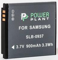 Аккумулятор PowerPlant Samsung SLB-0937 900mAh