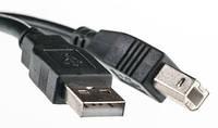Кабель PowerPlant USB 2.0 AM – BM, 1.8м