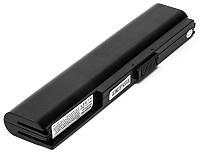 Аккумулятор PowerPlant для ноутбуков ASUS Eee PC 1004DN (A31-U1, AS-U1F-6) 10.8V 4400mAh
