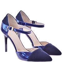 Туфлі жіночі  FS1002 сині 2