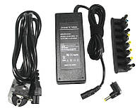 Универсальный блок питания для ноутбуков PowerPlant 220V, 15-20V 120W 6A