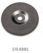 Твердосплавный круг Д175 К16 вольфрамовый