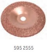 Твердосплавный диск 175мм К 18, на медной основе
