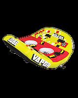 Надувная экстримальная плюшка Jobe Vapor для двоих человек