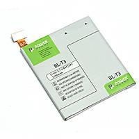 Аккумулятор PowerPlant LG Optimus Vu F100 (BL-T3) 2100mAh
