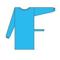 Комплект одежды и покрытий операционных для артроскопии (коленного сустава) №10, ТК