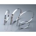 Стяжки для кабеля нержавеющая сталь