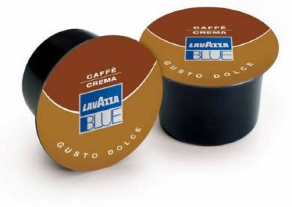 Кофе в капсулах Lavazza Blue Gusto Dolce Crema 100 шт