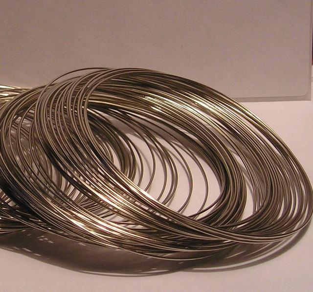 Оцинкованная проволока термически не обработанная д.2.2 мм