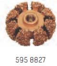 Твердосплавный шероховальный диск К18 ширина 19мм