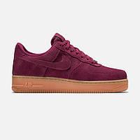 Кроссовки Nike Air Force Low 07 Medium Red