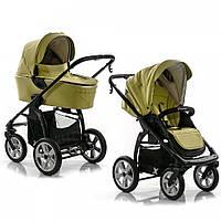 Детская универсальная коляска (2 в1) X-Lander X-Move'14 Green купить оптом и в розницу в Украине 7 км